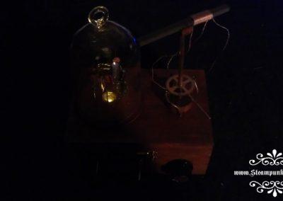Modernes Röhrenradio