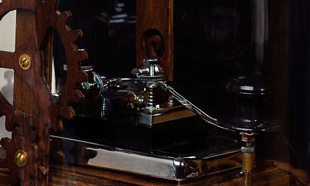 Morse Code Printer