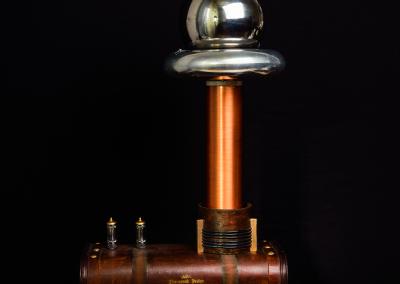 Musizierende Teslaspule