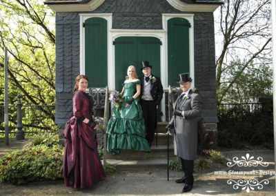 Victorian Wedding